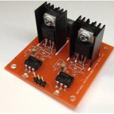 Dual Triac PCB