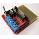 43oh - MSP430 Launchpad Motor Control BoosterPack PCB