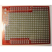 43oh - MSP430 Launchpad Prototyping PCB