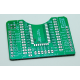 The BluePack - HC05/HC06 Bluetooth BoosterPack Breakout PCB