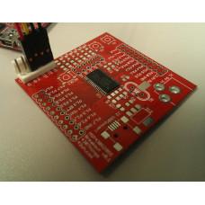 MSP430G2955 BoosterPack + Standalone PCB
