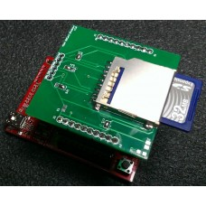 The CardReader- SDCard BoosterPack