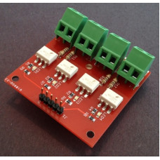 Quad Triac PCB