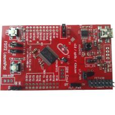 Spirilis' MSP430F5172 Launchpad