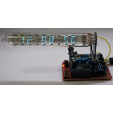 IV-18 VFD Tube Clock BoosterPack Kit